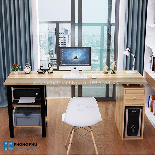 Những mẫu bàn làm việc tại nhà giá rẻ và hiện đại nhất
