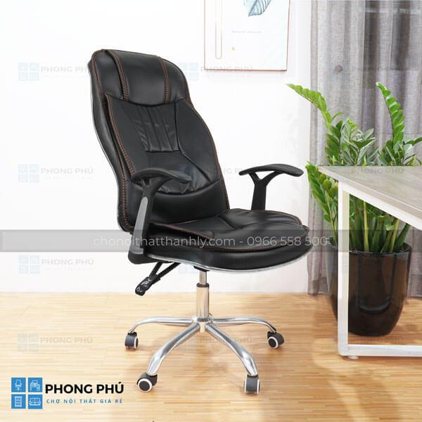 Vì sao nên sử dụng ghế xoay trưởng phòng để làm việc - 2