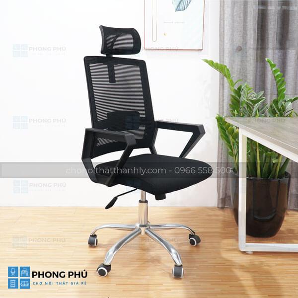 Vì sao nên sử dụng ghế xoay trưởng phòng để làm việc
