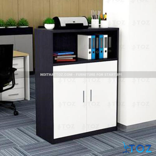 Những mẫu tủ nhỏ văn phòng sử dụng cho không gian hẹp - 1
