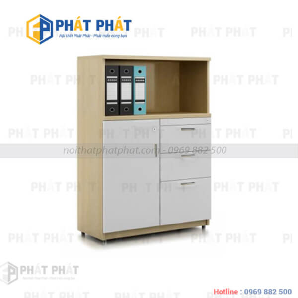 Những mẫu tủ nhỏ văn phòng sử dụng cho không gian hẹp